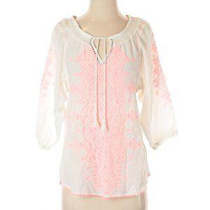 Maeve 3/4 sleeves blouse